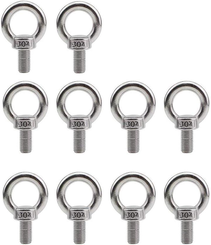 Precision Shoulder Screw Thread Size M4-0.7 FastenerParts 360 Brass