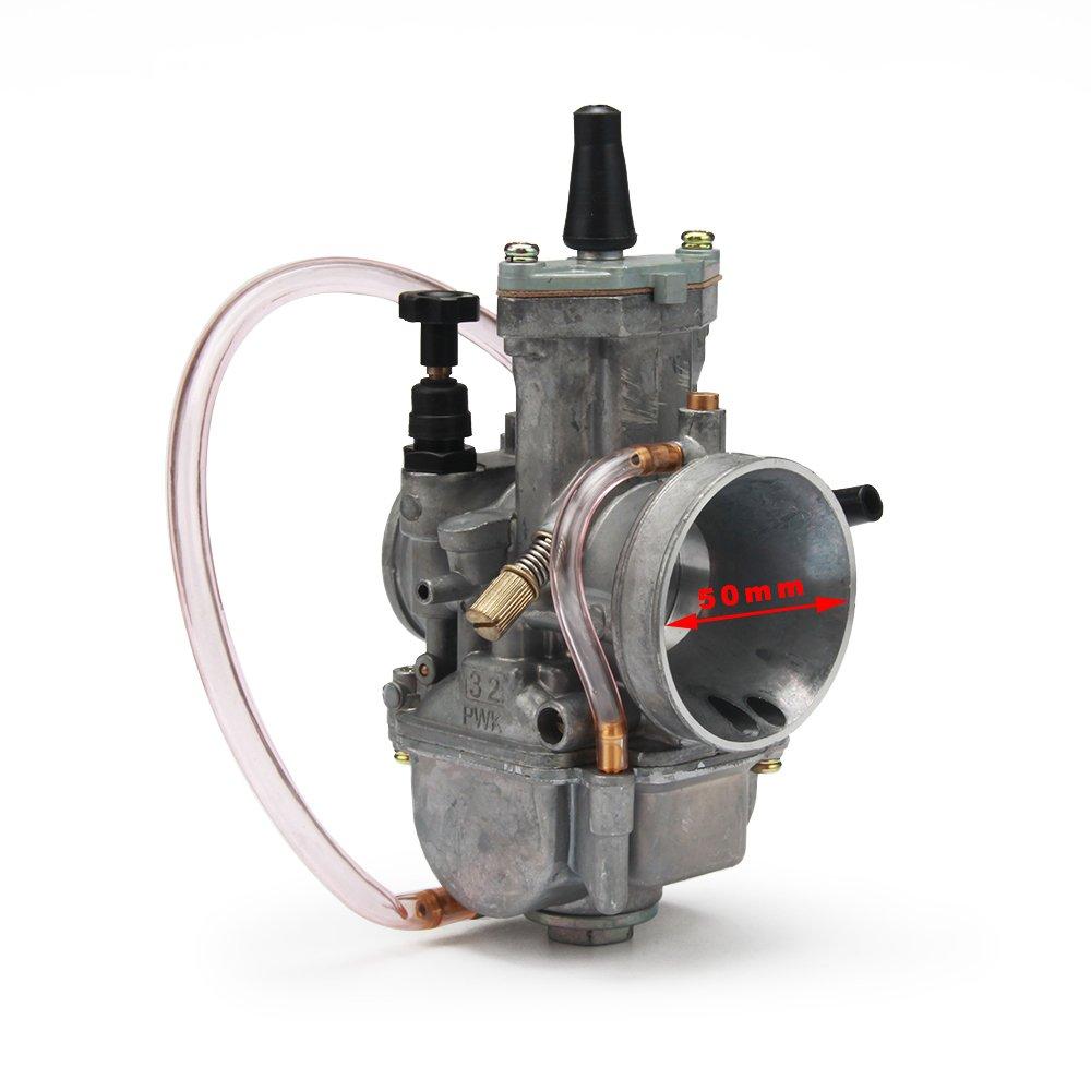 26 mm 32 mm 28 mm Carburatore in Lega di Alluminio per Moto OKO 21 mm Fastpro 34 mm 24 mm 30 mm