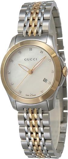 ساعة انالوج كاجوال للنساء من غوتشي طراز YA126513