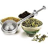iTimo Tea Infuser Filter Reusable Spice Tea Tool Accessories Metal Tea Bag Stainless Steel Teapot Tea Strainer Ball Adjustable