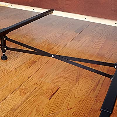Classic Brands Hercules Bed Frame Support System   Fits Full, Queen, King and California King