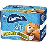 Charmin Ultra Soft Bathroom Tissue 30 Jumbo Rolls = 83 Regular Rolls
