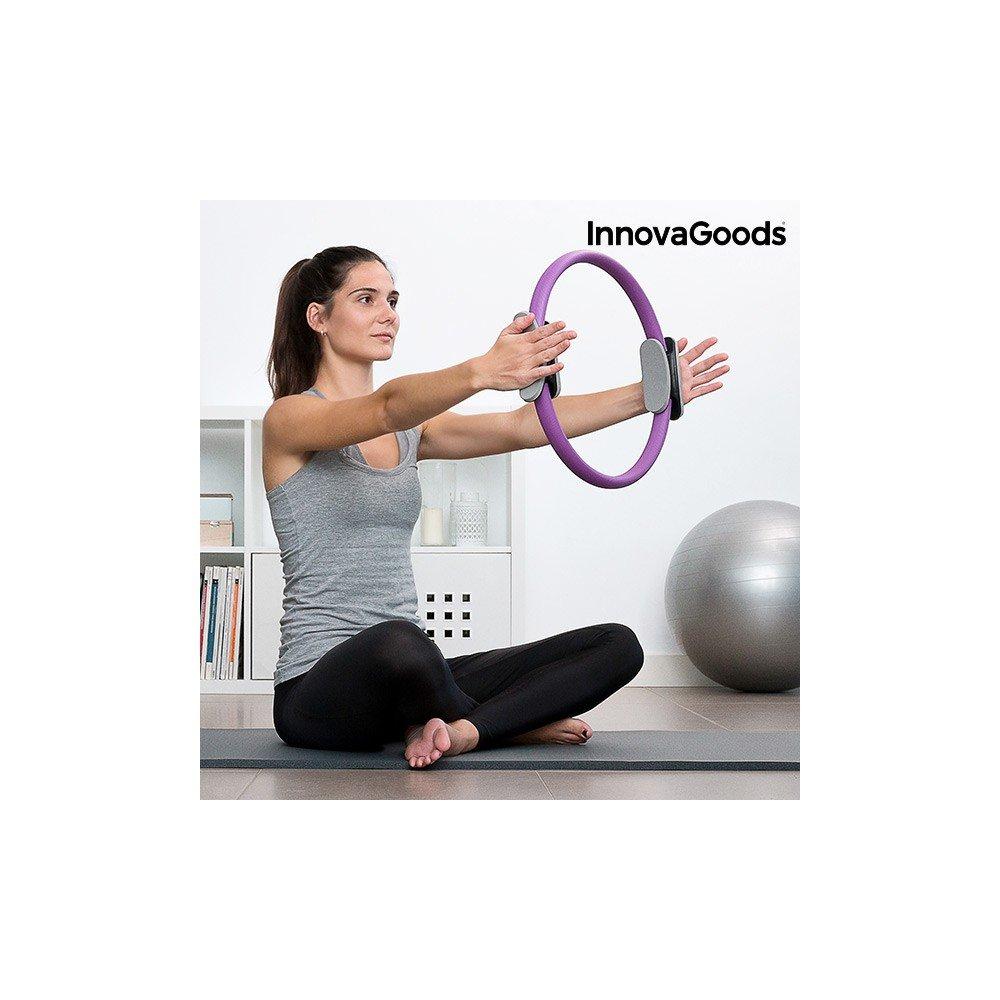 InnovaGoods IG115267 Aro de Pilates de Resistencia, Unisex ...