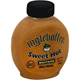 Inglehoffer Mustard Sweet Hot Squeeze 10.25 OZ (Pack of 2)
