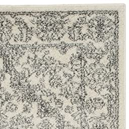 Safavieh Adirondack Collection ADR108B Ivory and Silver Oriental Vintage Runner (2\'6\