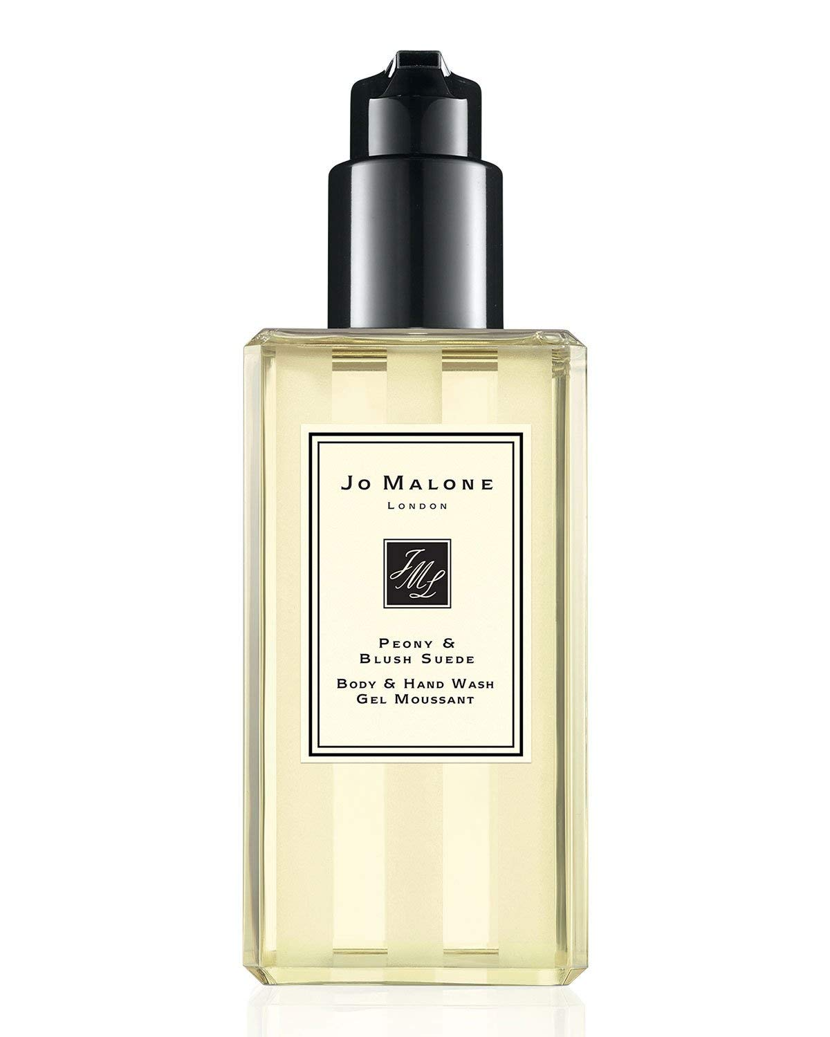 Brand New in Box Jo Malone London Peony & Blush Suede Body and Hand Wash/Shower Gel 8.5 oz