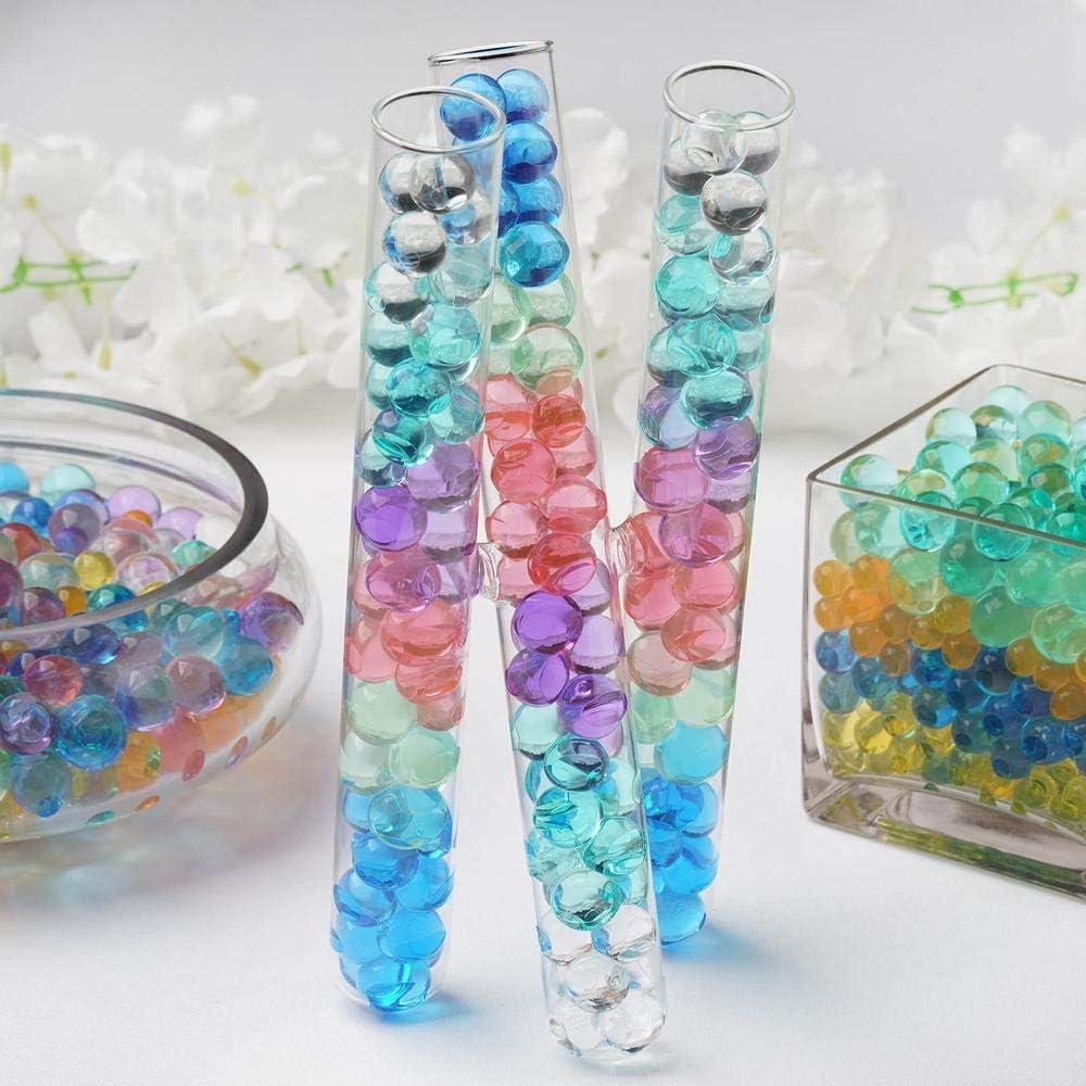 Vase D/écoration Maison D/écor Mariage Rose 5 Packs WedDecor 5g Eau Balles pour Centerpiece