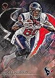 Andre Johnson football card (Houston Texans) 2015 Topps Valor #18