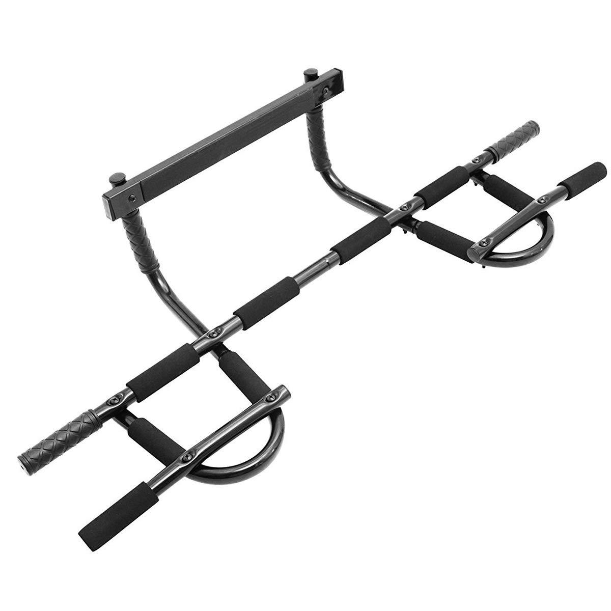 XHHWZB Klimmzugstange-Klimmzug-Klimmzug-Klimmzug-Stangen Multi-Grip Trainer-Training für Hauptgymnastik, hält bis 330 lbs