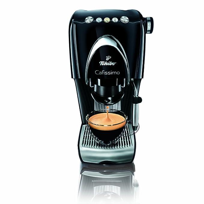 2 opinioni per Tchibo Cafissimo Classic freestanding Semi-auto Pod coffee machine 1.5L 10cups