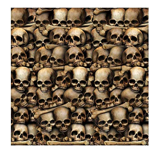 New Halloween CATACOMB BACKDROP Party Decoration PHOTO BOOTH -