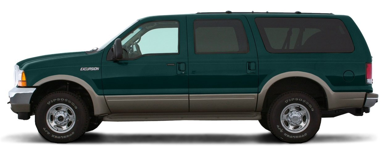 Amazoncom Ford Excursion Reviews Images And Specs Vehicles - 2002 excursion