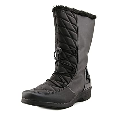 Women's Winter Synthetic Mid-Calf Snow Boots
