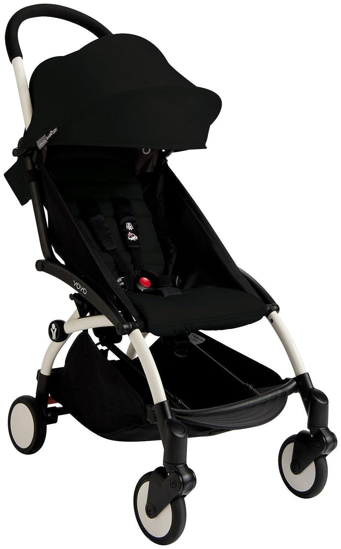 Babyzen YOYO Stroller – White Black