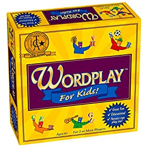 Wordplay For Kids Board Game - 61k6Z cTUfL - Wordplay for Kids – Board Game for Kids Ages 6-12