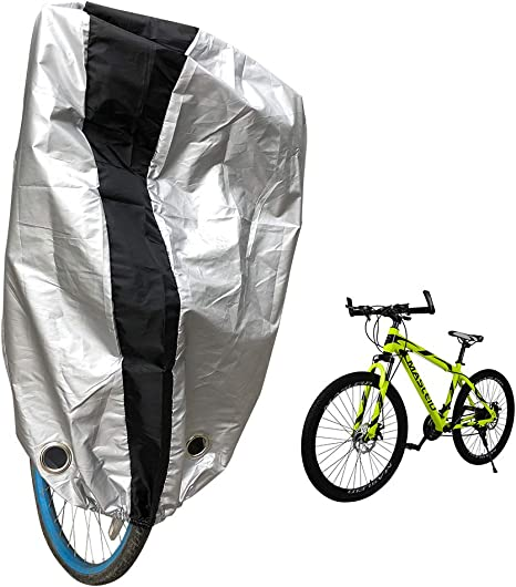 Chimera - Funda Protectora para Bicicleta con Orificios de Bloqueo ...