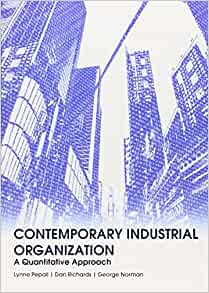 Pdf contemporary industrial organization a quantitative approach related to contemporary industrial organization a quantitative approach by pepall fandeluxe Image collections