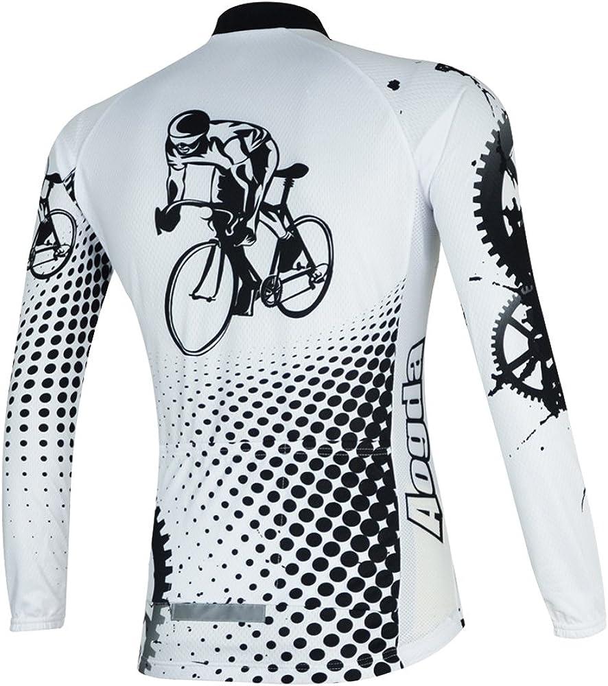 Winter cycling thermal fleece jersey women long sleeve shirt warmer bike uniform