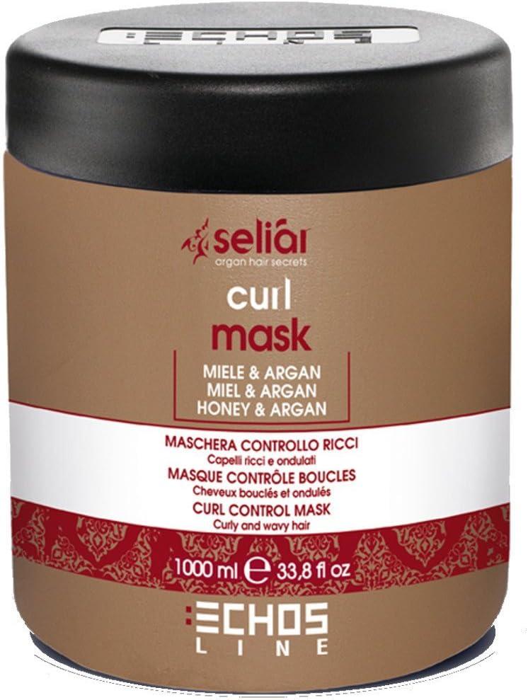 Echosline Mascarilla Curl Seliar 1000Ml 1 L