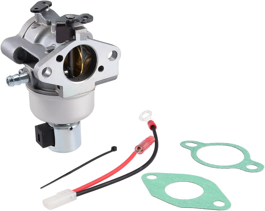uxcell 12-853-93-S Carburetor Carb for Kohler 12-853-76-S fits CH CV Series CH12.5 CH13/14/15/16 CV13/14/15 Engines Carb with Gasket Kit