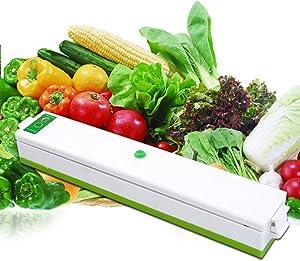 NaNa Vacuum Sealer Machine,Automatic Vacuum Packing Machine,Portable Food Vacuum Air Sealing System for Food Saver Storage
