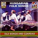 Hungarian folk Songs%3A Various Soloists