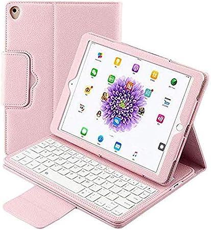 YBDKSN iPad Teclado Funda para iPad Mini 1/2/3 Soporte de ...