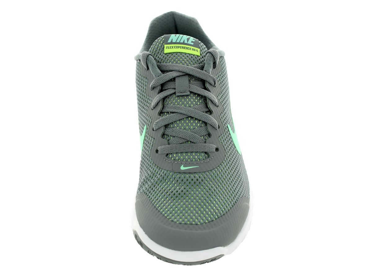 NIKE Men's Flex 2014 RN Running US|Grey/Anthracite/Ghost Shoe B00QFR6DFI 7.5 B(M) US|Grey/Anthracite/Ghost Running Green/Green Glow 6c00b7