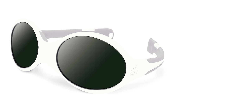 Visiomed Baby VisiopticaKids - Gafas reverso, 0-12 meses, color blanco y gris VO-06901/5