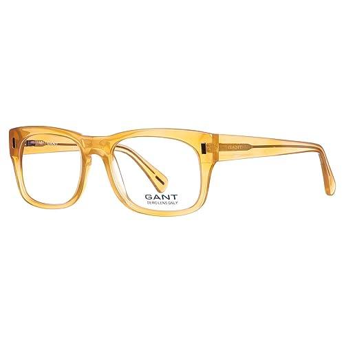 Gant Brille G PHELPS CRYAMB 55 Brillengestell Glasses Frame Damen Herren UVP 166EUR