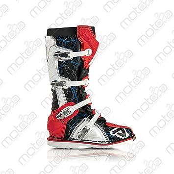 Bota X-Pro v. Rojo/Blanco t.44