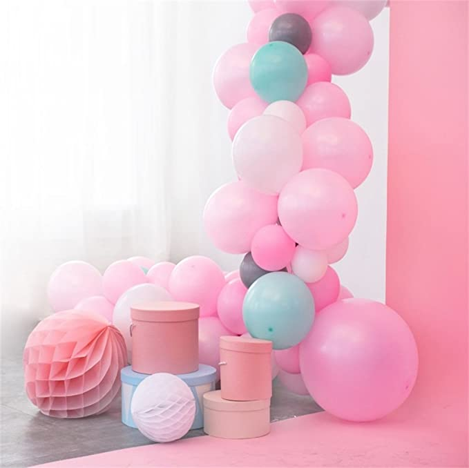 Colorful Cartoon Style Air Balloon Wise Phrase Dream Emotion Hipster Style Background for Child Baby Shower Photo Vinyl Studio Prop Photobooth Photoshoot Live Laugh Love 10x12 FT Photography Backdrop