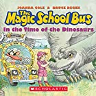 The Magic School Bus: In the Time of Dinosaurs Audiobook by Joanna Cole, Bruce Degen Narrated by Polly Adams, Cassandra Morris