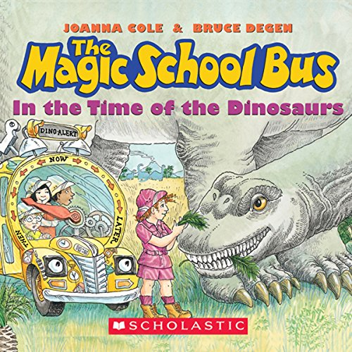 Pdf Science Fiction The Magic School Bus: In the Time of Dinosaurs