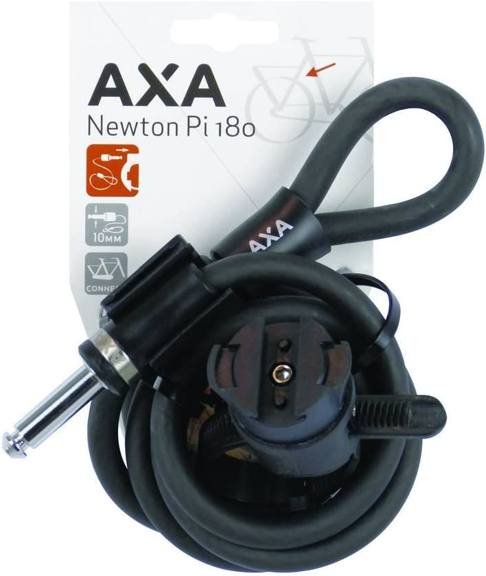 AXA C/âble enfichable Noir