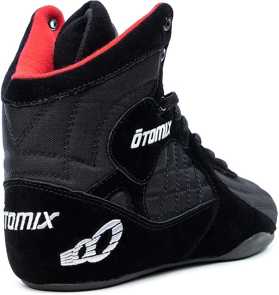 OTOMIX Stingray escape Grey Grey Fitness Bodybuilding MMA Box Martial Arts Shoe