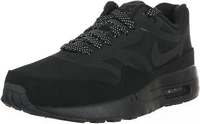 Nike Air Max 1 Cmft Prm Tape Damen Schwarz Basketball Schuhe ...