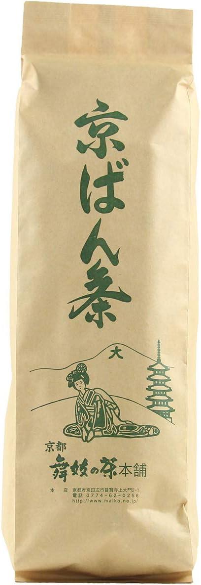 舞妓の茶本舗 京番茶 200g袋入 462