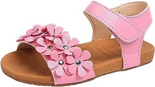 AIni Baby Schuhe, Mode 2019 Neu Sale Beiläufiges Kleinkind Baby Mädchen Sandalen Blumensohle Kinder Prinzessin Sandalen Schuhe Strand Lauflernschuhe