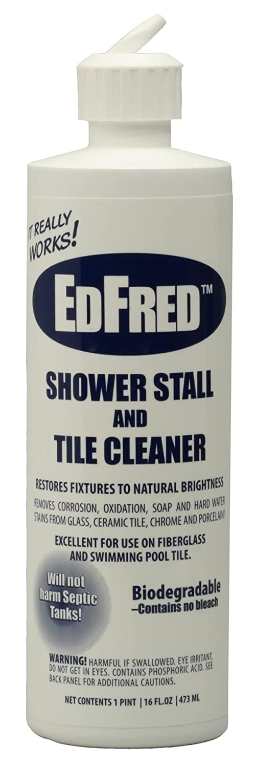Ed Fred Corporation 63817 16 Oz Shower Stall &タイルクリーナー B00QESSKSG