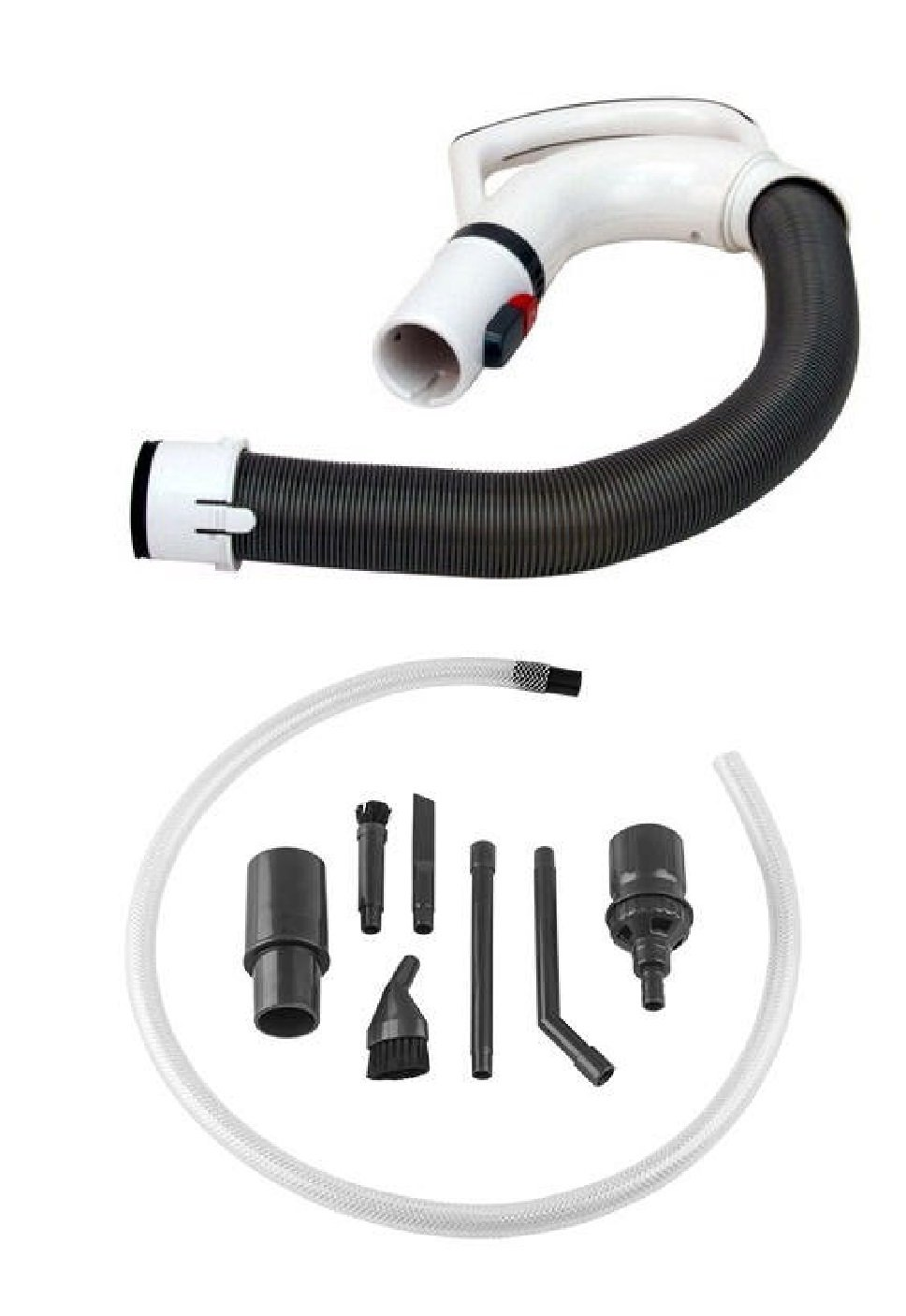 Shark Navigator Lift-Away Pro Series Replacement Hose and Home and Car Detail Kit