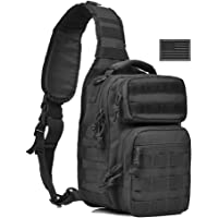 REEBOW TACTICAL Tactical Sling Bag Pack Military Rover Shoulder Sling Backpack