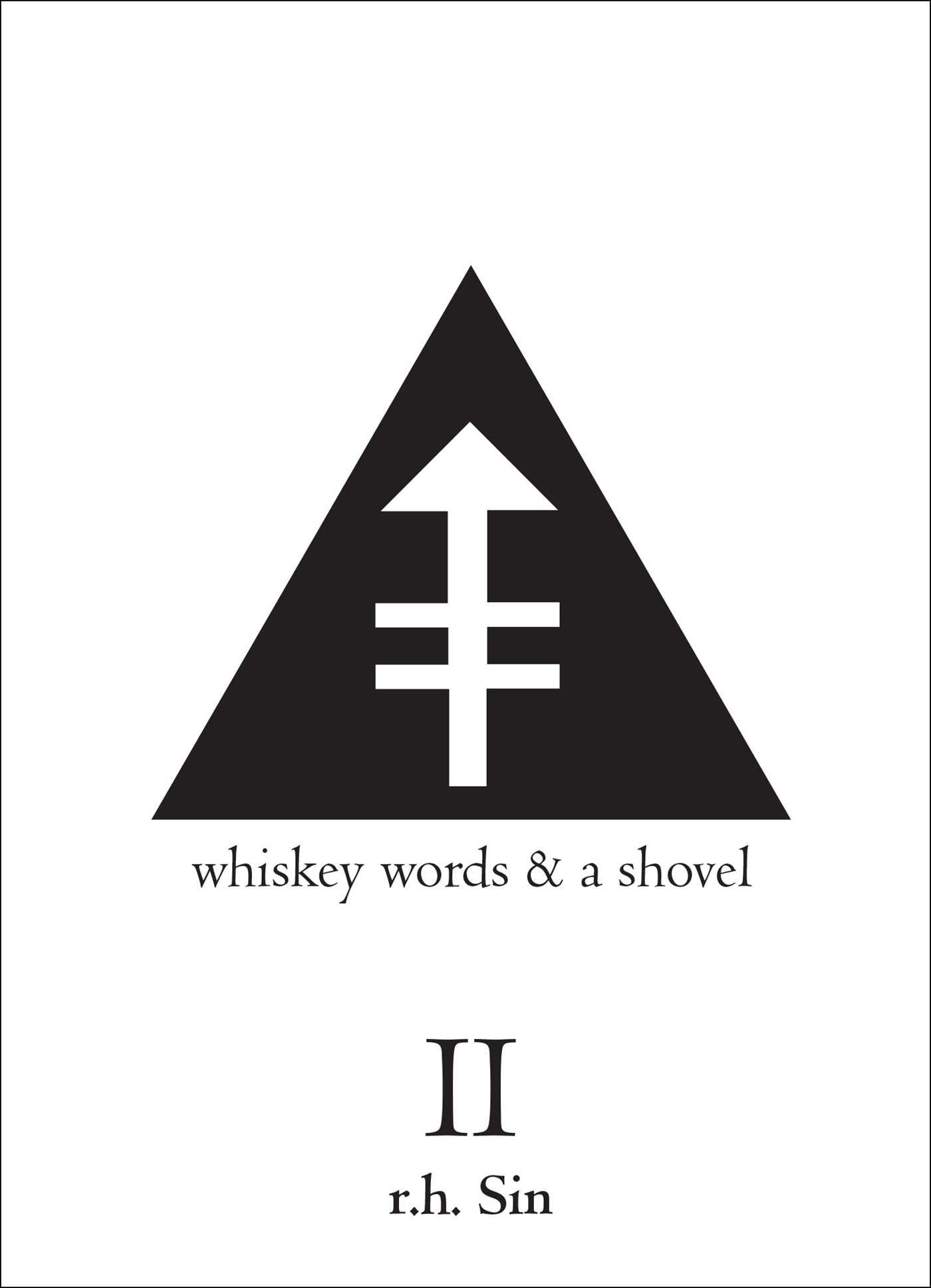 Whiskey Words Shovel r h Sin product image