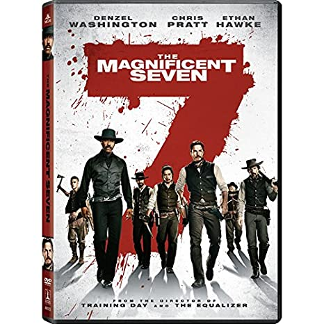 Amazon in: Buy The Magnificent Seven (2016) DVD, Blu-ray