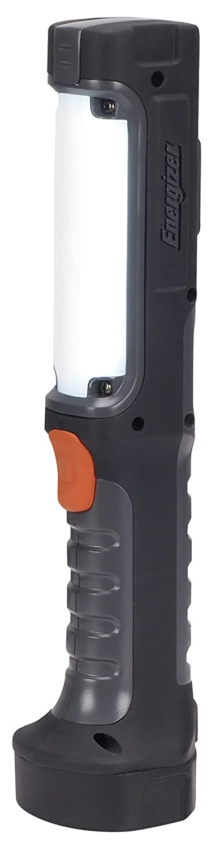 ENERGIZER Balladeuse noire en ABS 2 intensit/Ã/©s lumineuses 50 et 550 lumens 180 degr/Ã/©s