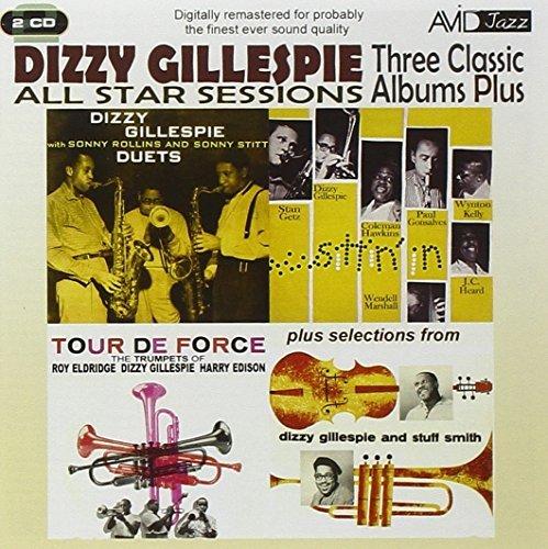 Dizzy Gillepsie : three classic albums plus