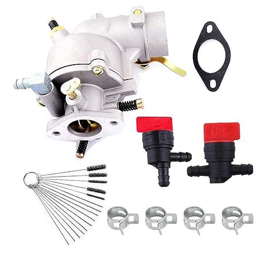 OxoxO - Repuesto de carburador con junta de limpieza para válvulas ...
