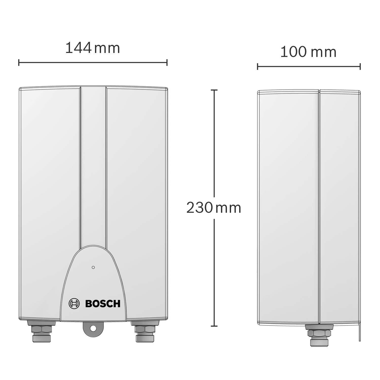 Bosch TR1000 6 B Tronic 1000 240 V color blanco Calentador de agua peque/ño