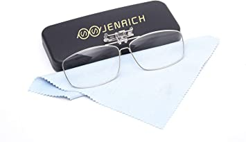 Storage factory vision correction lenses