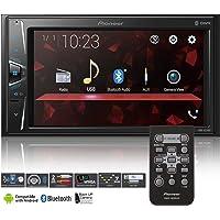 Central Multimidia Pioneer DMH-G228BT 2 Din 6,2 pol Touch BT USB AUX